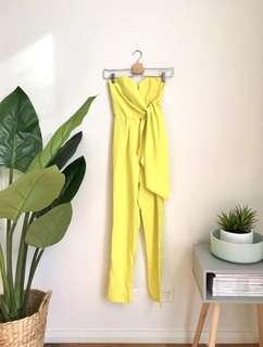 Yellow Jumpsuit (New!)
