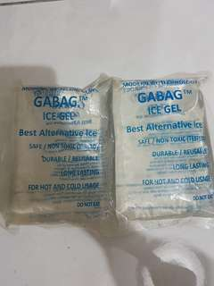 Gabag ice gel