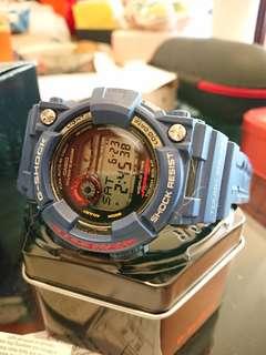 Casio Gshock 藍色蛙人GF -1000NV