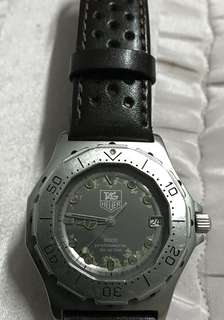 Tag heuer Professional 3000 ref:932.206