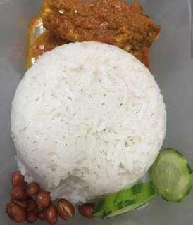 Royale Nasi Kari Ayam