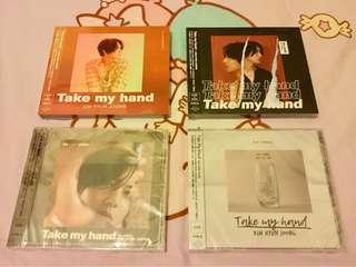 金賢重<Take my hand>2018最新日本單曲全套