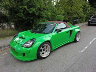 Toyota MR-S 1.8 Auto V-Edition SMT