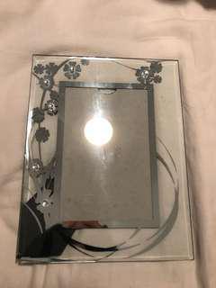 Mirrored frame 6x4