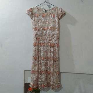 Party Dress Floral