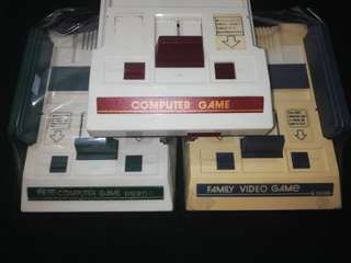 Famiclone Fc game console