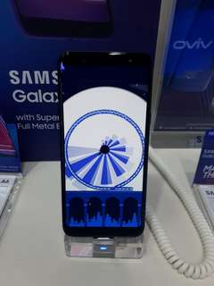 Samsung galaxy A6+ cicilan tanpa kartu kredit persetujuan 3menit