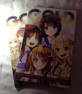 Gold Manga (Issue 1&2)