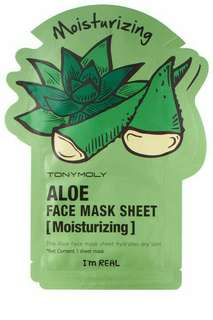 TONY MOLY ALOE FACE MASK SHEET