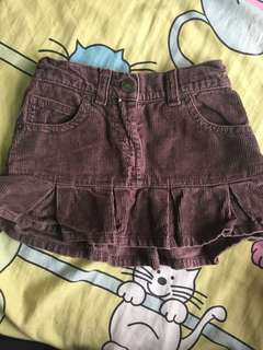 United Colors Of Benetton Mini Skirt