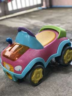 Bright Starts Car Toy