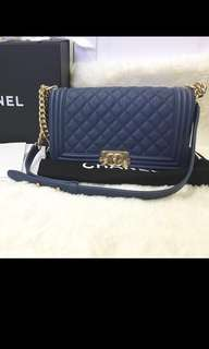 Price reduced- Chanel Boy