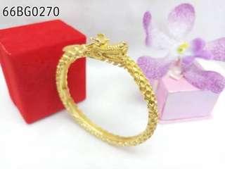 bracelet Dragon pattern believe Empower Glory