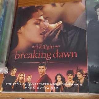 Twilight Magazine Book