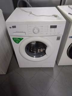 Used LG front loading 6.5kg WD-1065QDP