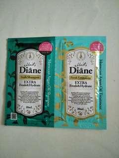 Diane Shampoo & Treatment mask