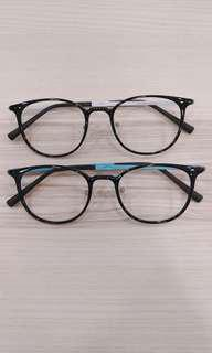 Korean Square Plastic Frames 5002