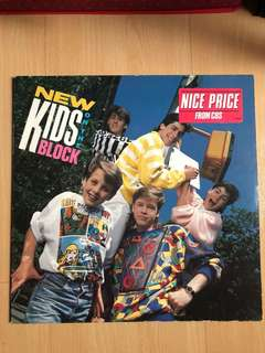 New kids on the block Lp