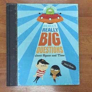 Really Really BIG Question knowledge Book