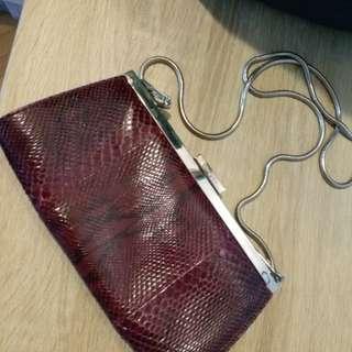 gucci 舊款晚宴手袋