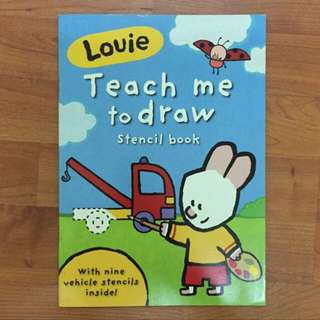 Louie Teach Me How to Draw