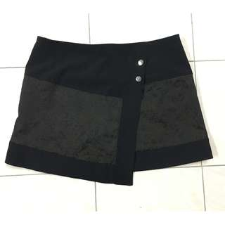 Casual Lace Short Skirt