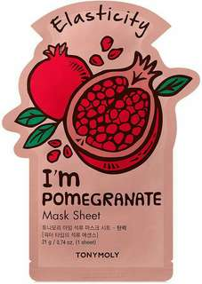 TONY MOLY POMEGRANATE FACE MASK SHEET