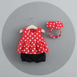 Little Princess 3 Pcs Set - 2R2