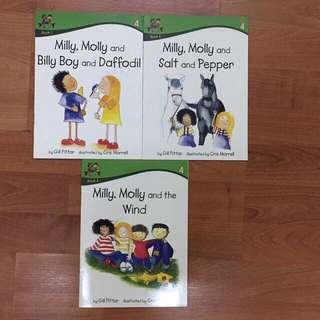 Milly Molly Picture Book
