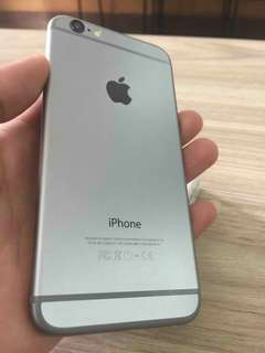 RUSH SALE! IPHONE 6+ Space Gray
