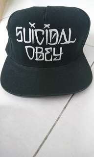 🚚 Suicidal Tendencies x Obey Snapback (100% Authentic)