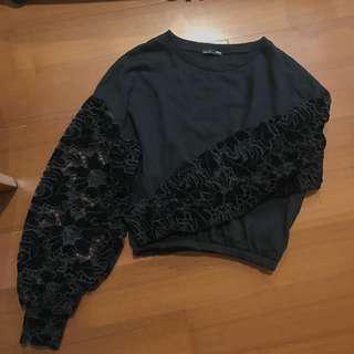 Zara 美國購入 超美長袖上衣