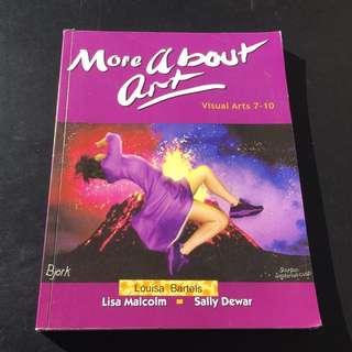 Visual Arts Textbook, Years 7-10