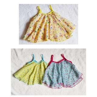 Little Girls Wear  : Php 120 for 3pcs
