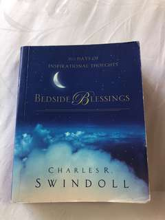 Bedside Blessings: 365 days of inspirational thoughts (Charles R Swindoll)