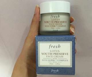 Fresh lotus mask fullsize 50ml