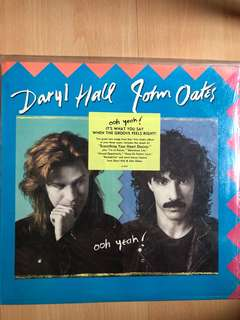 Hall & oates - oh yeah Lp