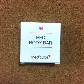 🚚 🌟 Special Promo 🌟 Medicube Red Body Bar 10g