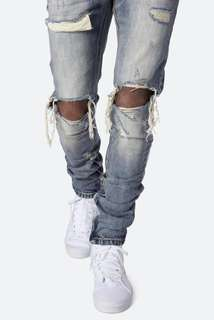 Mnml M1 blue denim jeans size US29