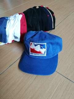 Indy racing cap
