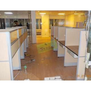 Office Partition_Workstations_Cubicles_Office Furniture