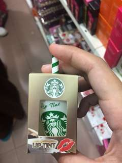 Starbuck liptint