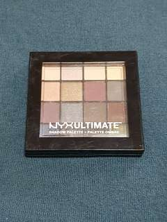 BNIB NYX ultimate shadow palette