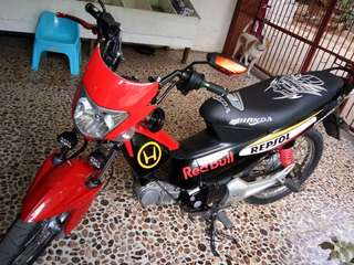 HONDA RS 125 rush sale