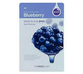 "THE FACE SHOP ""BLUEBERRY"""