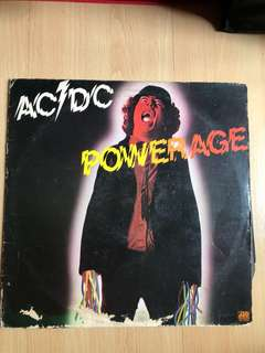 ACDC -powerage lp