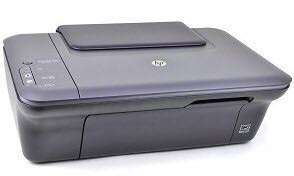 HP Deskjet 1050 All-in-One Printer series - J410