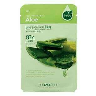 "THE FACE SHOP ""ALOE"""
