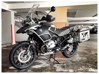 2010 BMW R 1200 GSA for Sale