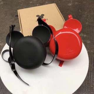 正品✨Melissa x Mickey Mouse 防水小童斜咩袋